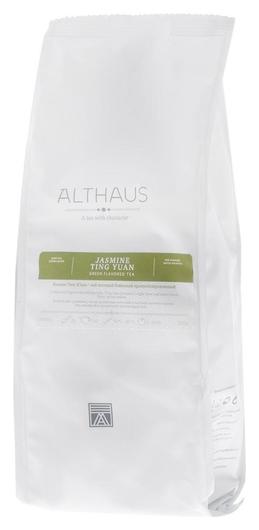 Чай Althaus Jasmine Ting Yuan зеленый, 250г  Althaus