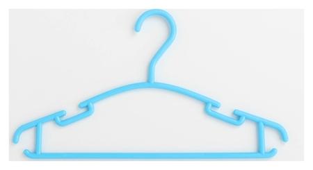 Вешалка-плечики для одежды детская доляна «Классика», размер 30-34  Доляна