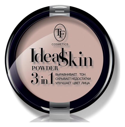 Пудра 3 в 1 Ideal skin powder Триумф