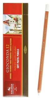 Пастель сухая в карандаше Koh-i-noor Soft Gioconda 8820/1 Pastel, белая  Koh-i-noor