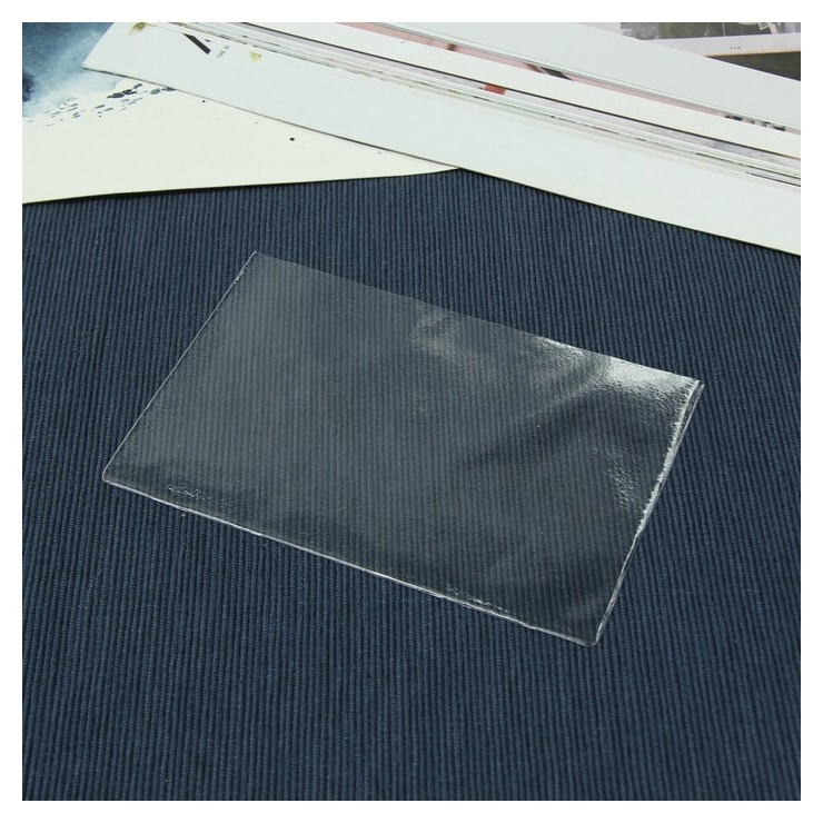 Чехол для листов паспорта, прозрачный, 10 шт  NNB