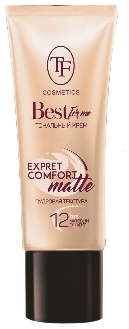 Тональный крем Expert comfort cream soft Триумф