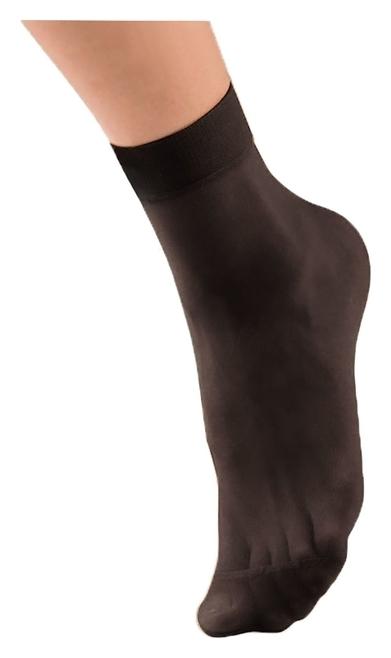 Носки женские Aloe Vera, 20 ден, цвет чёрный  Viva Planeta