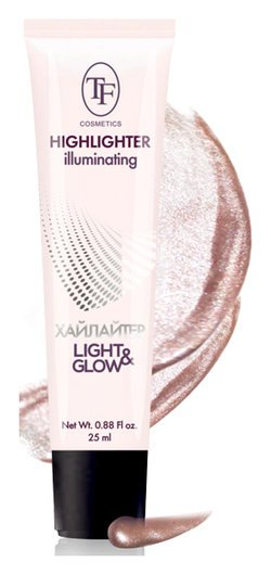 Хайлайтер для лица Illuminating highlighter Триумф
