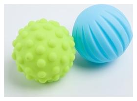Набор игрушек для ванны «Шарики», 2 шт.