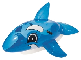 Игрушка надувная для плавания «Кит», 157 х 94 см, от 3 лет, 41037 Bestway