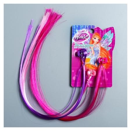 Цветные пряди, Winx, 3 шт  Winx
