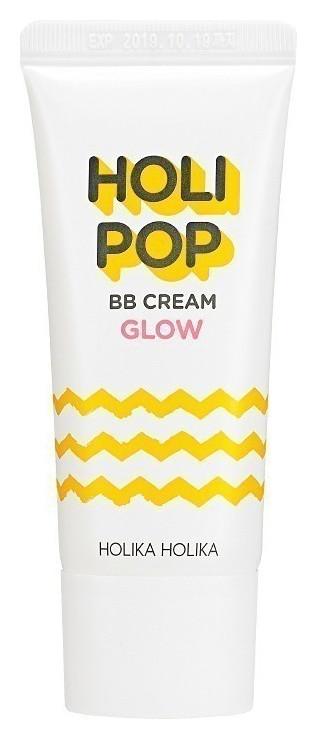 ББ-крем с эффектом сияния BB Cream Glow Holipop SPF 30 Holika Holika