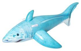 Игрушка надувная для плавания «Акула», 183 X 102 см, 41405 Bestway