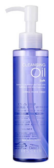 Гидрофильное масло Cleansing Oil Soft It's Skin