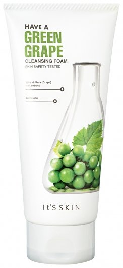 "Витаминная пенка ""Have a Greengrape Cleansing Foam""  It's Skin"