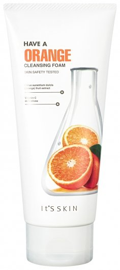 "Смягчающая пенка ""Have a Orange Cleansing Foam""  It's Skin"