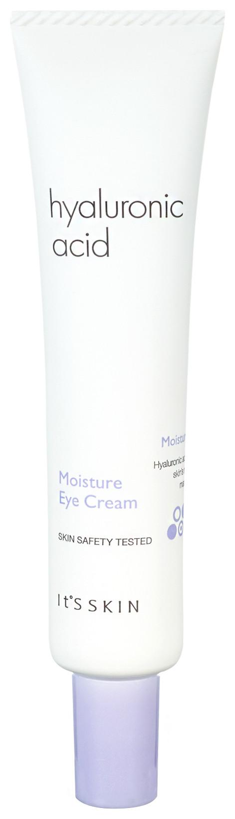 Увлажняющий крем для глаз с гиалуроновой кислотой Hyaluronic Acid Moisture Eye Cream It's Skin Hyaluronic acid