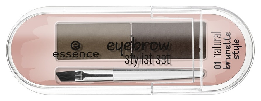 Тени для бровей Eyebrow stylist set Essence