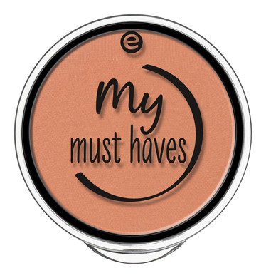 "Бронзирующая пудра ""My must haves bronzing powder""  Essence"