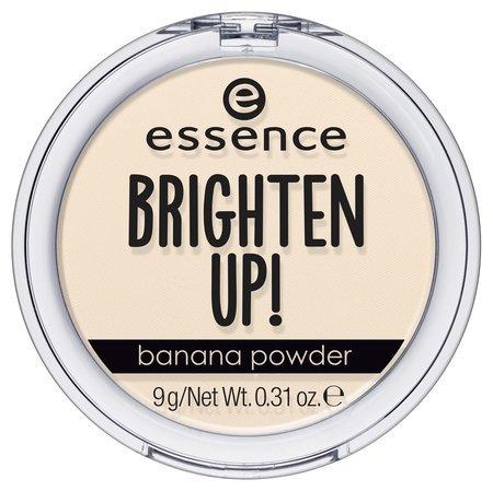 """Пудра компактная """"Brighten up!""""  Essence"""