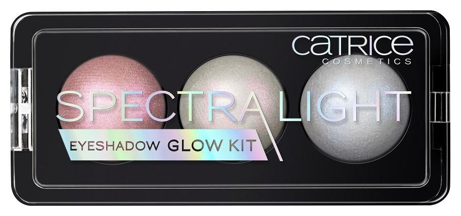 Тени для век Spectralight eyeshadow Catrice