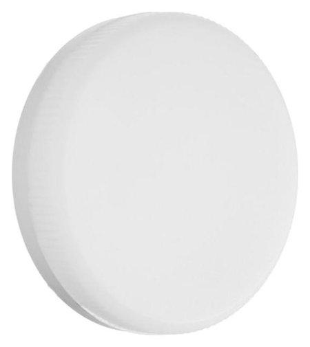 Лампа светодиодная Ecola Light, 8 Вт, Gx53, 6400 К, 27х75 мм, матовое стекло  Ecola