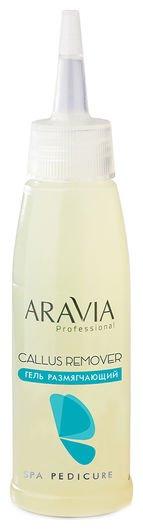 """Гель размягчающий от натоптышей """"Callus remover""""  Aravia Professional"""