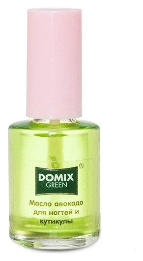 Масло авокадо для ногтей и кутикулы Domix Green Professional