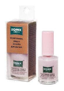 Укрепление, уход и защита для ногтей  Domix Green Professional
