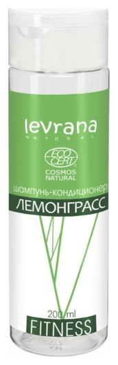 Шампунь-кондиционер для волос Лемонграс  Levrana