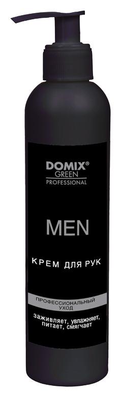 Крем для рук мужской Men Domix Green Professional