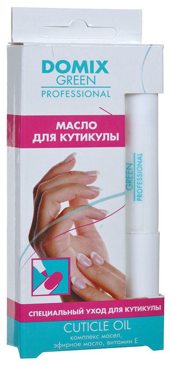Карандаш Масло для кутикулы Domix Green Professional