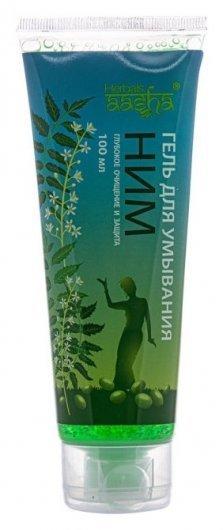 Гель для умывания Ним Глубокое очищение и защита  Aasha Herbals