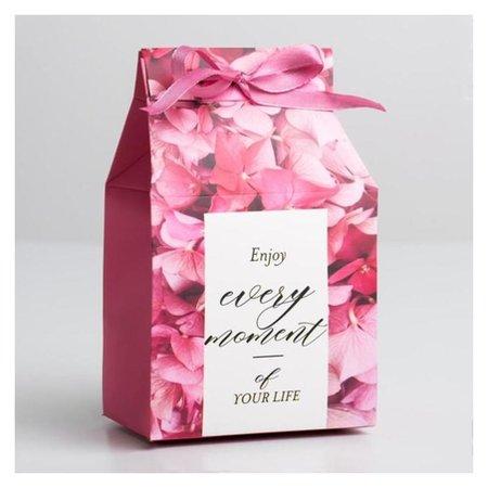 Упаковка для кондитерских изделий Enjoy, 8 × 10 × 16 см  Дарите счастье
