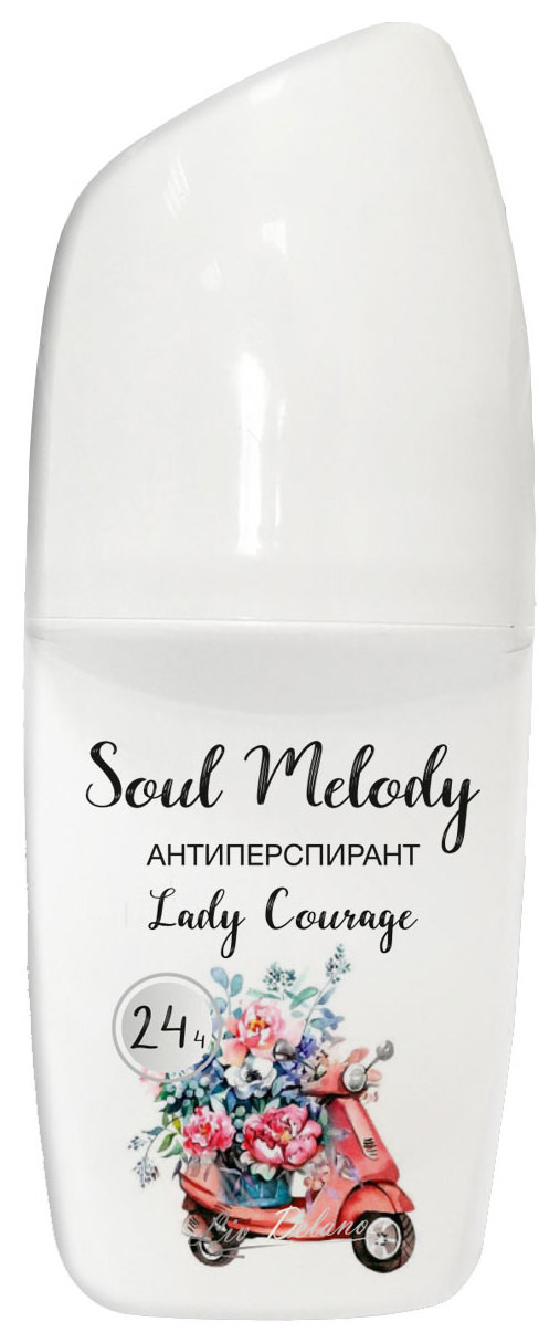 Дезодорант-антиперспирант Lady Courage Liv Delano Soul Melody