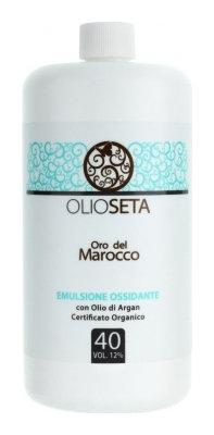 Эмульсионный оксигент с органически сертифицированным аргановым маслом 12%  Barex Italiana
