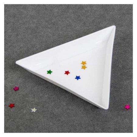 Контейнер для декора, 7 × 7 см, цвет белый NNB