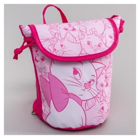 Рюкзак детский, коты аристократы  Disney
