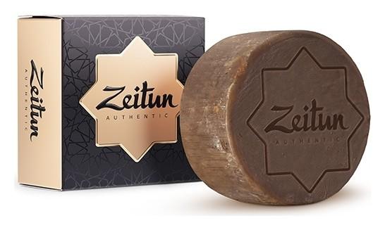 Алеппское мыло премиум Шоколад Zeitun