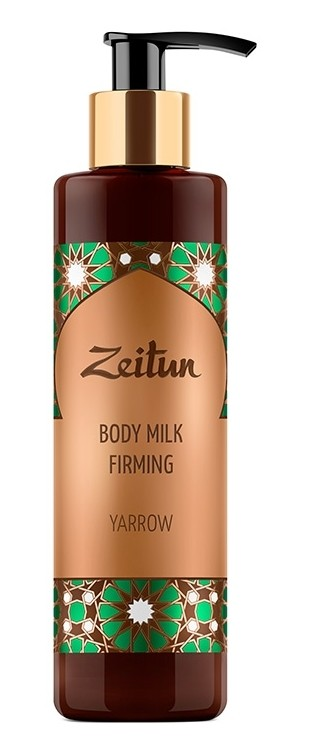 Молочко для подтяжки кожи Тысячелистник Zeitun