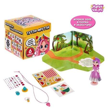 Игрушка-сюрприз «Wow сюрприз. тутти-фрутти», в коробке  Happy Valley