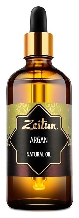 Натуральное растительное масло арганы Zeitun