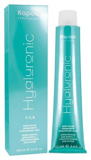 Крем-краска для волос Hyaluronic acid  Kapous Professional