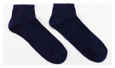 Носки мужские, цвет тёмно-синий, размер 25  Сибирь