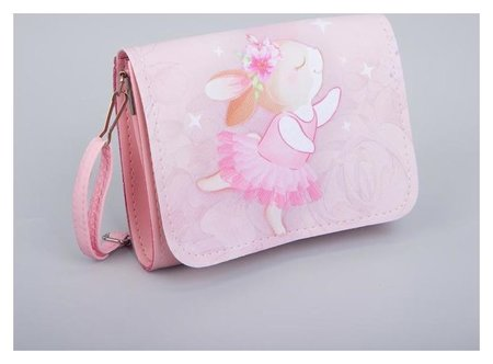 Детская сумочка «Кролик» 15х12см NNB