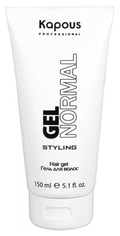 Гель для волос нормальной фиксации Gel Normal Kapous Professional