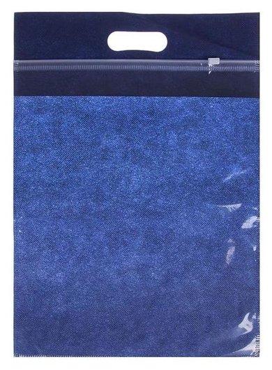 Упаковка для карнавальных костюмов с прорубной ручкой39*50*5  NNB