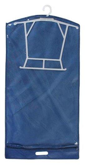 Упаковка с вешалкой для карнавальных костюмов 40*70*5 с прорубной ручкой  NNB