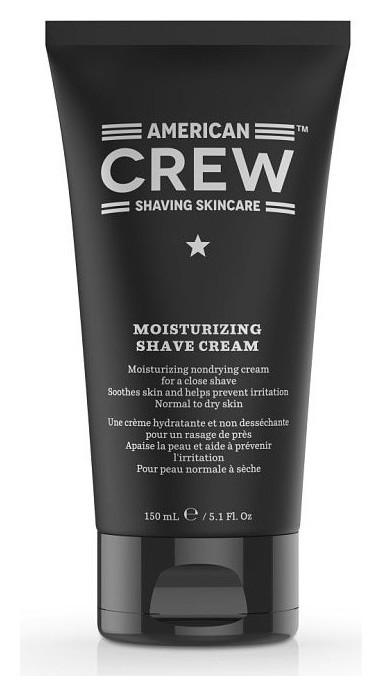 Увлажняющий крем для бритья Moisturizing Shaving Skincare American Crew