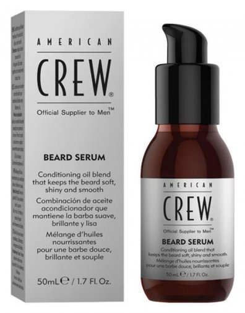 "Сыворотка для бороды ""Beard Serum""  American Crew"