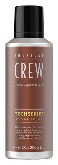Спрей для объема Boost Spray Techseries American Crew