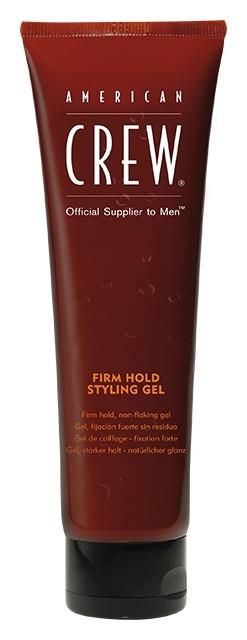 Гель для укладки волос сильной фиксации Firm Hold Styling Gel American Crew