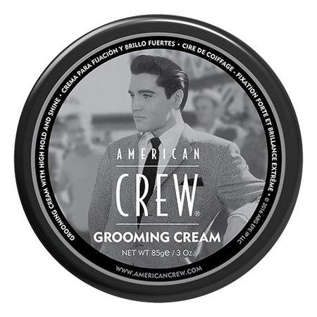 """Крем для укладки волос и усов сильной фиксации """"Grooming Cream""""  American Crew"""