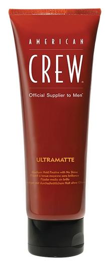 """Гель средней фиксации """"Ultramatte""""  American Crew"""